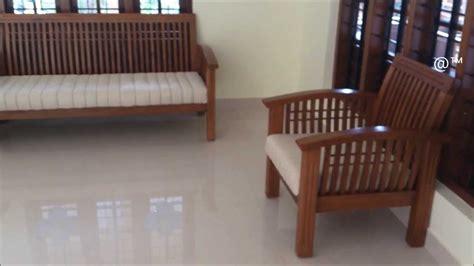 style wooden teak wood sofa set youtube