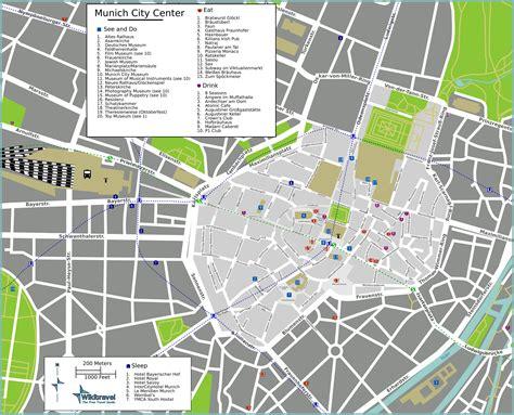 munich map maps update 1214748 munich city map tourist munich tourist information 81 more maps