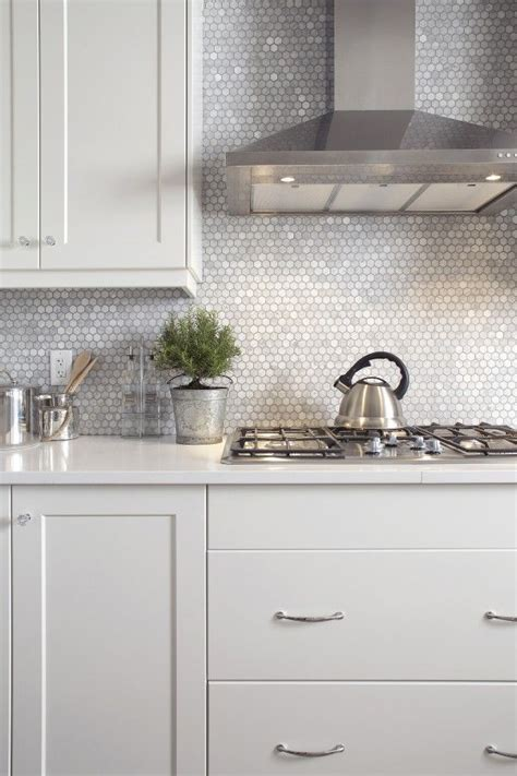metallic kitchen backsplash 25 best ideas about kitchen backsplash on