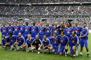 joueurs de l equipe de coupe du monde 1998