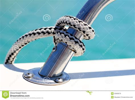 knots on a boat knot on a boat royalty free stock images image 20958079