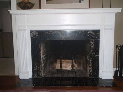 black marble fireplace surround hawk haven