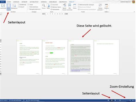 Word Vorlage Auf Jeder Seite Einzelne Seiten Aus Word Dokument L 246 Schen So Klappt S Chip