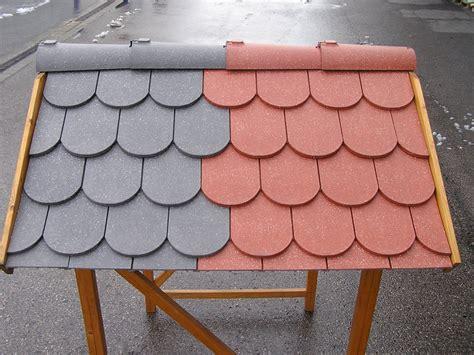 Dachpappe Mit Ziegeloptik by Firstziegel Bieber Sams Gartenhaus Shop
