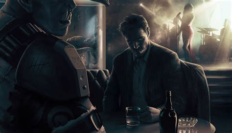 Film Fantasy Noir | shadowrun noir by jarow deviantart com on deviantart
