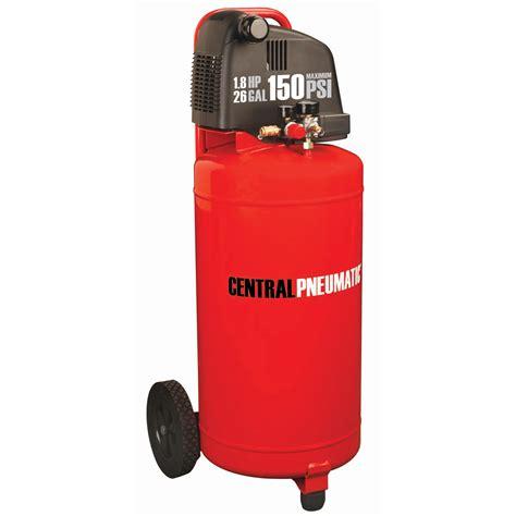 gal  hp  psi oilless air compressor
