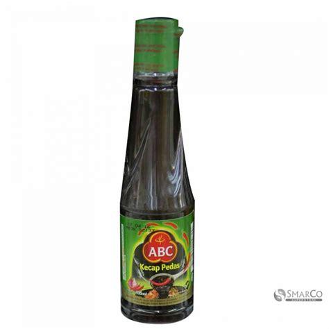 Kecap Abc Pedas detil produk abc kecap pedas kecil plastik 135 ml