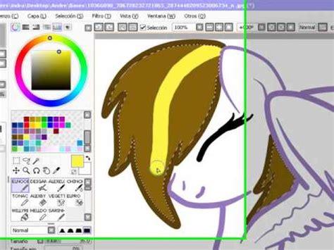 paint tool sai tutorial herramientas tutorial hacer pony de cristal en paint tool sai