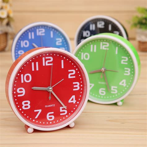 color alarm clock