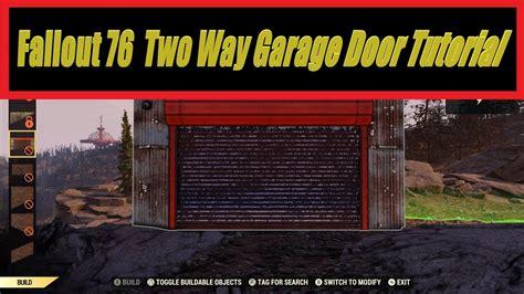 garage door fallout  centuria rit