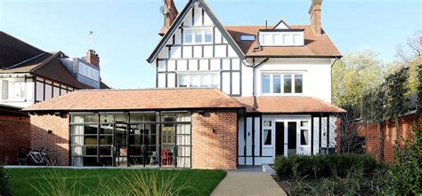 modern tudor house period meets modern tudor home transformation