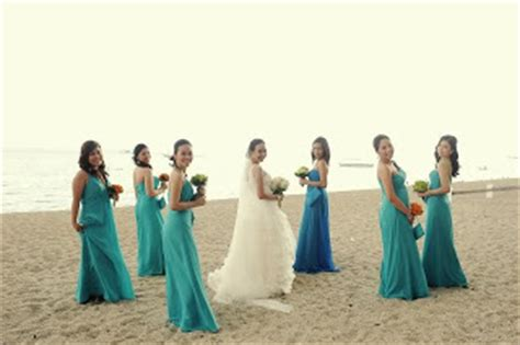 Wedding Attire Packages Philippines by Philippine Wedding Trends 10 Wedding Color Combos