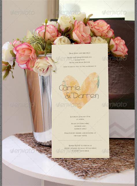 Wedding Invitation Mockup Free by 21 Wedding Invitation Mockups Psd Vector Eps Jpg