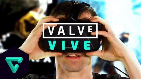 headset oculus rift valve and htc vive