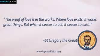 quotes from catholic saints quotesgram