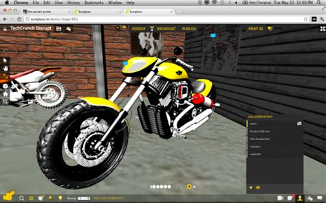Motorrad Design Programm Download by Grabcad Sunglass And Tinkercad Are Leading A Cad