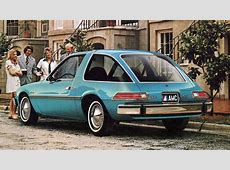 40 Years Of The AMC Pacer - The Fishbowl That Saved The World Pacer Car
