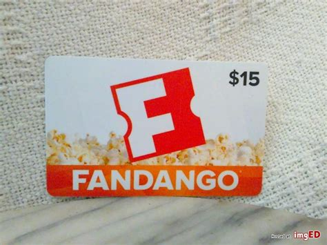 How To Use A Fandango Gift Card - fandango gift card email photo 1