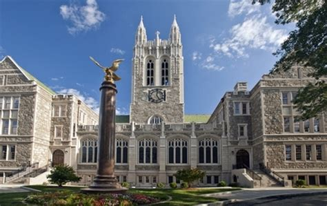 Top Mba Universities In Boston by Boston College Best College Us News