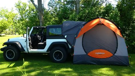 jeep tent inside jeep products suv tent wrangler rightline gear