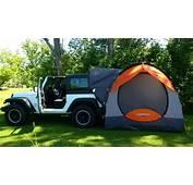 Camping Gear Jeep Wrangler