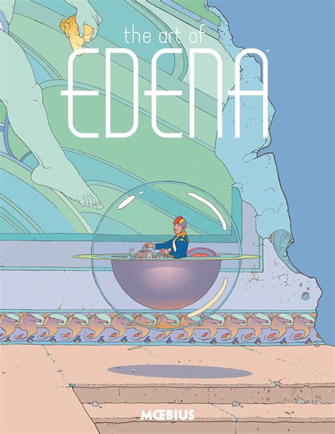 moebius library the world presenting moebius library the art of edena blog dark horse comics