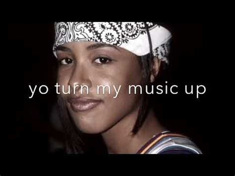 Aaliyah 4 Page Letter Lyrics