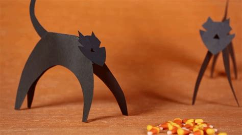 quick  easy halloween paper crafts parents