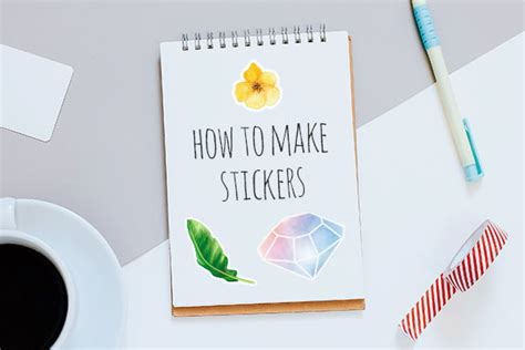 Sticker Gestalten by How To Make Stickers Stickeryou