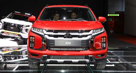 Mitsubishi Outlander Sport 2020 by 2020 Mitsubishi Asx Outlander Sport Reveals Comprehensive