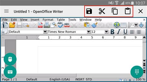 openoffice android andropen office openoffice for android july 2015