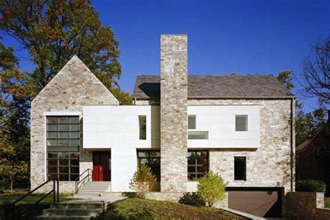 architectural style of house classic residence architectural style with modern interior
