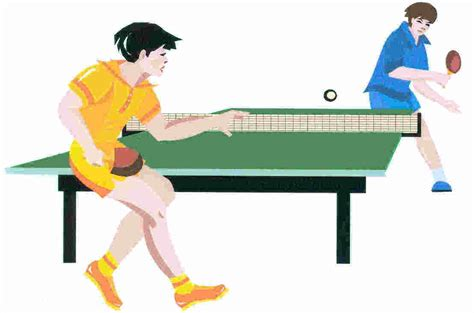 table tennis cliparts the cliparts