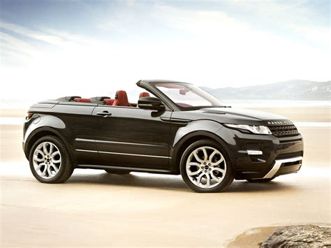 range rover convertible range rover evoque convertible enters production in 2014
