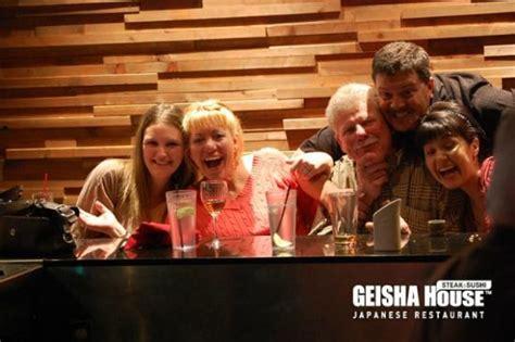 geisha house las vegas geisha house steak sushi north las vegas menu prices restaurant reviews