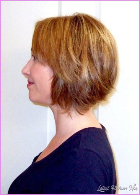 a line bob hairstyles for round faces a line bob hairstyles for round faces apexwallpapers com