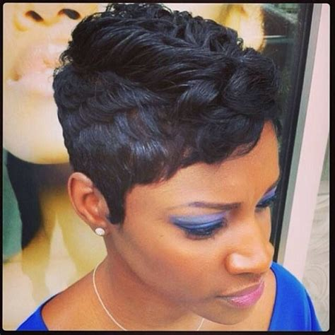 Atlanta Ga Black Hairstyles | like the river salon atlanta ga short black hairstyles
