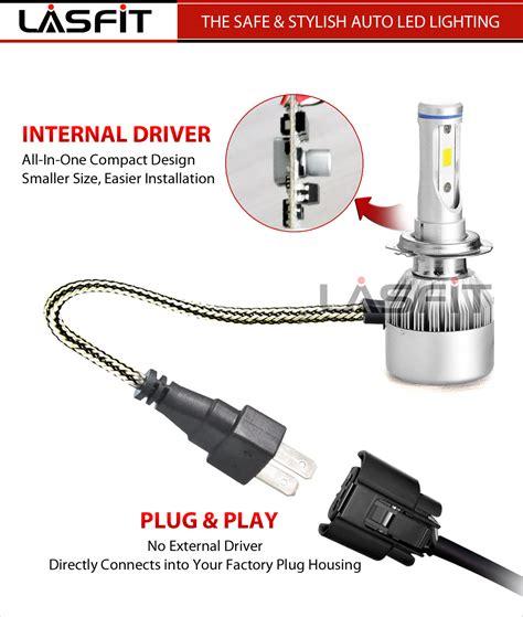volvo c70 headlight bulb replacement h7 led headlight kit for volvo xc70 xc90 c70 s40 s60 s80