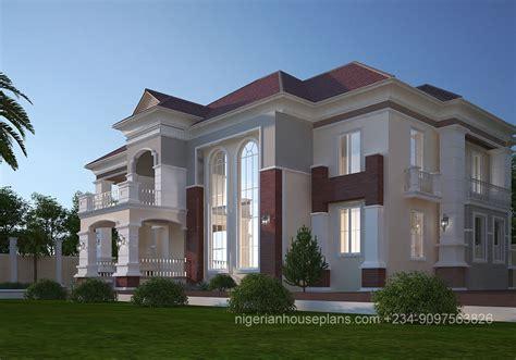 5 bedroom duplex ref 5021 nigerianhouseplans