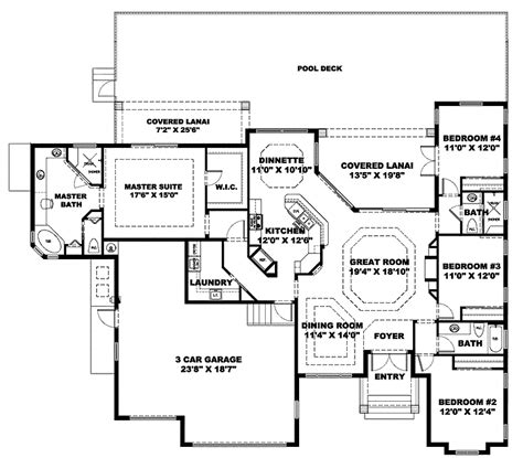 water front house plans modern house plan 968 latest decoration ideas