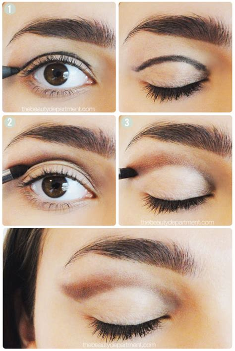 tutorial makeup basic simple makeup tutorial alldaychic