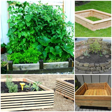 Easy Raised Garden Bed Ideas by 20 Brilliant Raised Garden Bed Ideas You Can Make In A
