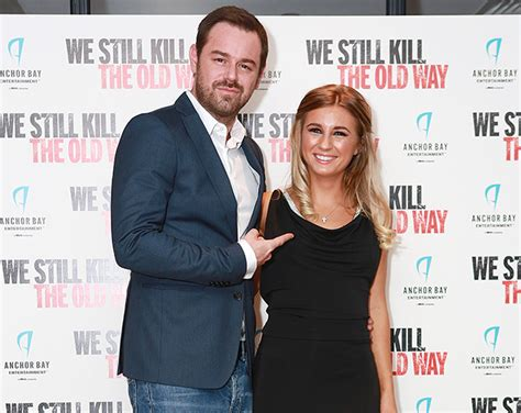 dillon dyer wins trip on today show danny dyer s daughter speaks out about his break from