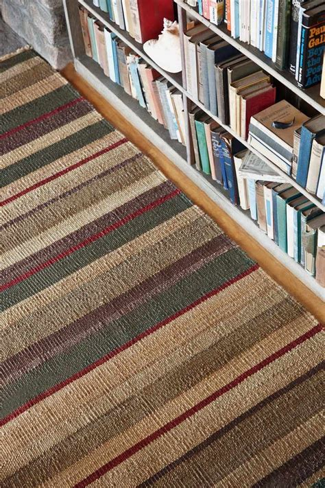 green and brown striped rug brown stripe rug roselawnlutheran