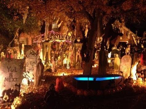 naperville halloween house thomas halloween house 2012 naperville il youtube