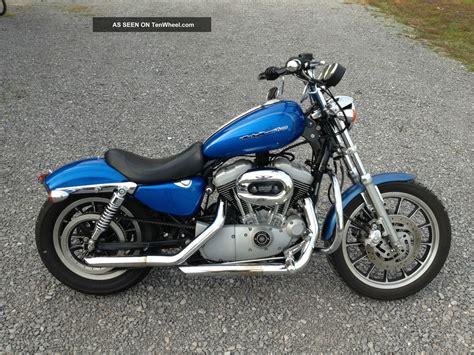 2004 Harley Davidson by 2004 Harley Davidson Sportster Xl1200 Roadster