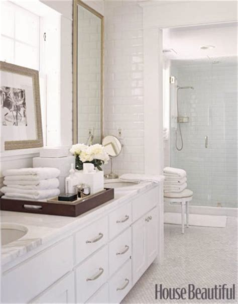 house beautiful bathrooms good style bright white bathrooms