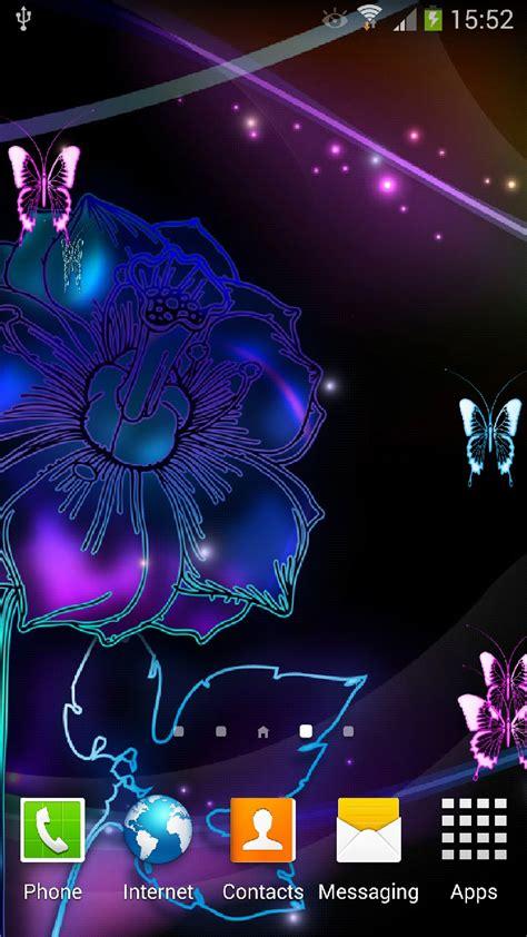 Buterfly Batik For Asus Nexus 7 neon butterflies live wallpaper amax software
