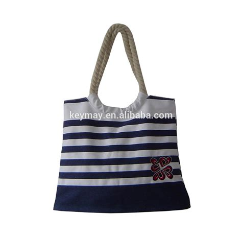 Rope Handle Canvas Tote Bag Intl best canvas tote bags bags more