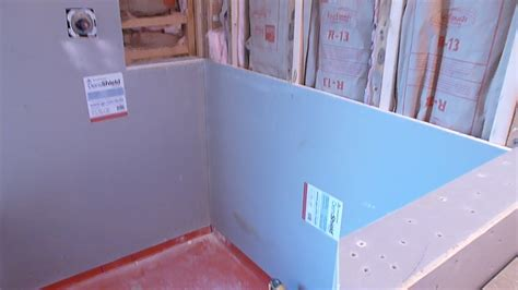 how to install cement board around bathtub how to install shower surround tile backer board durock